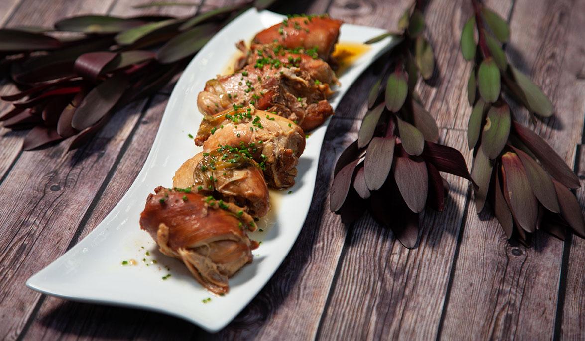 Instant Pot Shoyu Chicken