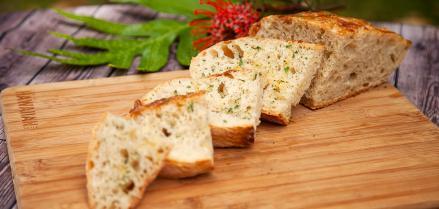 Dutch Oven Fresh Bread