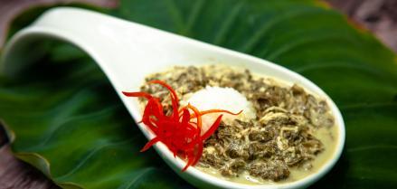 Chicken Luau